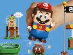 「スーパーマリオ」とコラボしたレゴ新シリーズが年内に発売