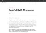 アップル、Apple Storeの店舗を27日まで世界で閉鎖