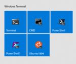 Windows 10のスタートメニューのタイルに表示されるWin32アプリのアイコンを作成する