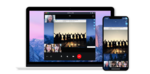 LINE、PC画面を共有しながらビデオ通話できる「画面シェア」