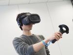 発売前の最新VR HMD「VIVE Cosmos Elite」 を体験!新たなVR入門機として注目