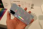 ミリ波対応やオリンピックモデルも登場の「Galaxy S20/S20+」