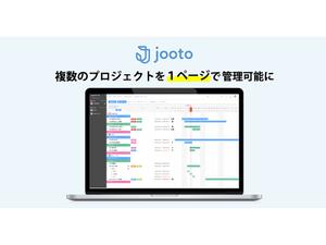 Jooto、複数プロジェクトの進捗を一元管理できる新機能