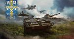 「War Thunder」、スウェーデン陸軍やAH-64アパッチなど50兵器以上を実装