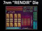 RenoirはZen 2コアのまま消費電力を最大75%削減 AMD CPUロードマップ