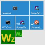 Windows 10のスタートメニューにWin32アプリケーションのタイルを作る