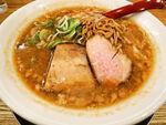 前代未聞!注文後、粉から作る出来たて手打ち麺 麺や七彩(東京・八丁堀)