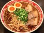尾道ラーメンの先駆的存在 尾道ラーメン麺一筋(東京・水道橋)
