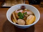 ブランド鶏とオーガニック麺のプレミアムすぎるラーメン らぁ麺 とうひち(京都府・京都市)