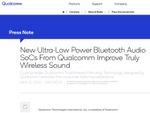 米クアルコム、新たな接続技術「TrueWireless Mirroring」を発表