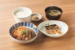 やよい軒「肉豆腐定食」焼き魚かメンチが選べる!