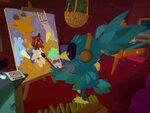 3D空間で自由にお絵かき! PS4版『Tilt Brush』本日3月27日発売