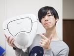 パナソニック「ルーロ」は日本らしいロボット掃除機です