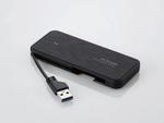 エレコム、USB 3.2 Gen1対応のデータ復旧付きポータブルSSD