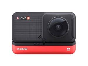 アスク、360度撮影が楽しめるモジュール式アクションカメラ「Insta360 ONE R 360 Edition」発売