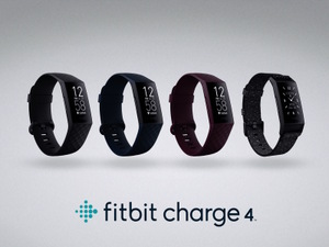 Fitbit、「Fitbit Charge 4」2万1980円で予約開始