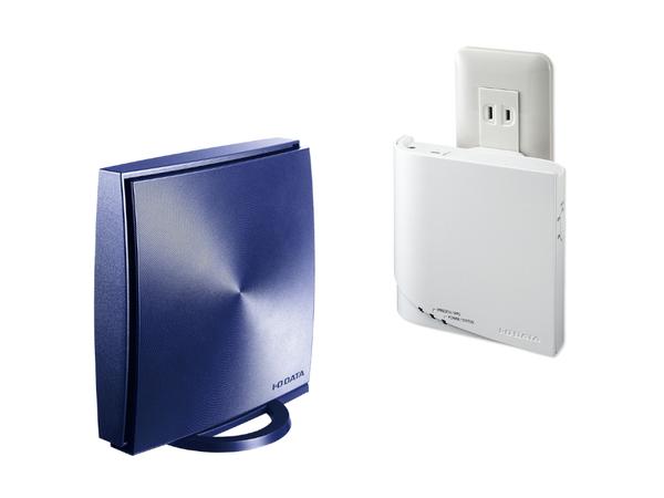 ペアリング済みで簡単に使える、1万円台のメッシュ対応Wi-Fiルーターと子機のセットモデルが登場