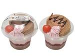 セブンイレブン「苺とチョコの欲張りパフェ!」