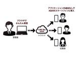 シャープ、Androidスマホ運用をサポートするEMMサービス 月額199円から