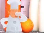 市販の消臭剤よりとっても経済的なシェフ型の冷蔵庫臭い取り