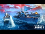 『World of Warships: Legends』に「ソ連」の駆逐艦が正式参戦!