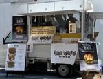 ヴィレヴァンダイナー、本格ハンバーガーをトラック販売!