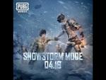 『PUBG MOBILE』で新モード「Snowstorm」とボイスカード「GACKT C」が実装