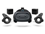 VR HMD「VIVE Cosmos Elite」に2年の商用保証付きモデルが発売