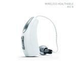 スターキー、iPhoneなどとつながる高機能補聴器「Livio 1200/1000」
