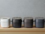 パナソニック、「くらしに馴染む」デザインの炊飯器「SR-MP0」シリーズ