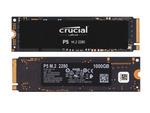 マイクロン、高速NVMe SSDの新製品「Crucial P5 SSD/P2 SSD」発表