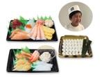 くら寿司初!テイクアウトの手巻きセット
