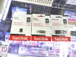 いろいろ選べるSanDiskのUSBメモリーに512GBモデル3製品が加わる