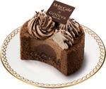 ローソン×ゴディバ新作「ショコラロールケーキ」「ショコラソフト」