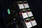 IronWolf×6基+FireCuda SSDで驚愕の100TBマシンを構築してみた!