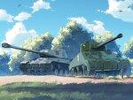 『World of Tanks Blitz』にTVアニメ『ガールズ&パンツァー』との新たなコラボ車輛が登場!