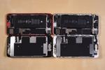 新型iPhone SE分解、8の複数部品と交換可能