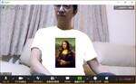 退屈になったらZoomで遊べ! バーチャルTシャツコレクション