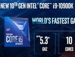 Comet Lake-SことデスクトップPC向け第10世代Core発表、最上位のCore i9は10コア最大5.3GHzでCore i7/i5/i3はHT解禁!