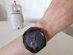 スマートウォッチ「Eco-Drive Riiiver」で見守りロボット「BOCCO」が話す