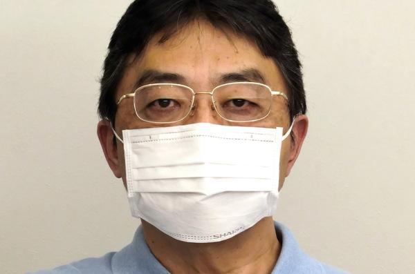 性能 シャープマスク