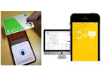 勤怠管理・交通費精算クラウド「kincone(キンコン)」、NFC搭載iPhoneに対応