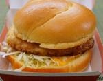 マクドナルドの新作「チキンタツタめんたいチーズ」食べてみた