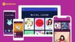 子ども向け音楽配信アプリ「Spotify kids」日本で提供開始