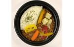 ファミマ、肉不使用「大豆ミートのキーマカレー」