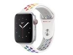 Nikeモデルも登場、Apple Watch用バンド「プライドエディション 」発売