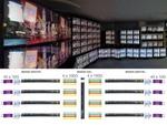 ネットギア、160入力160出力の大規模映像伝送実証ビデオを公開