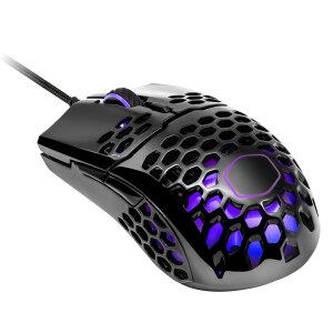 約60g、ハニカムシェル採用で高耐久&超軽量のCooler Masterゲーミングマウス「MasterMouse MM711」