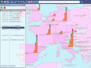 あらゆる情報が地図から取り出せる世界を目指す「Class Studio」