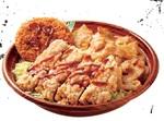 オリジン「肉トリプル丼」にくの日限定で発売